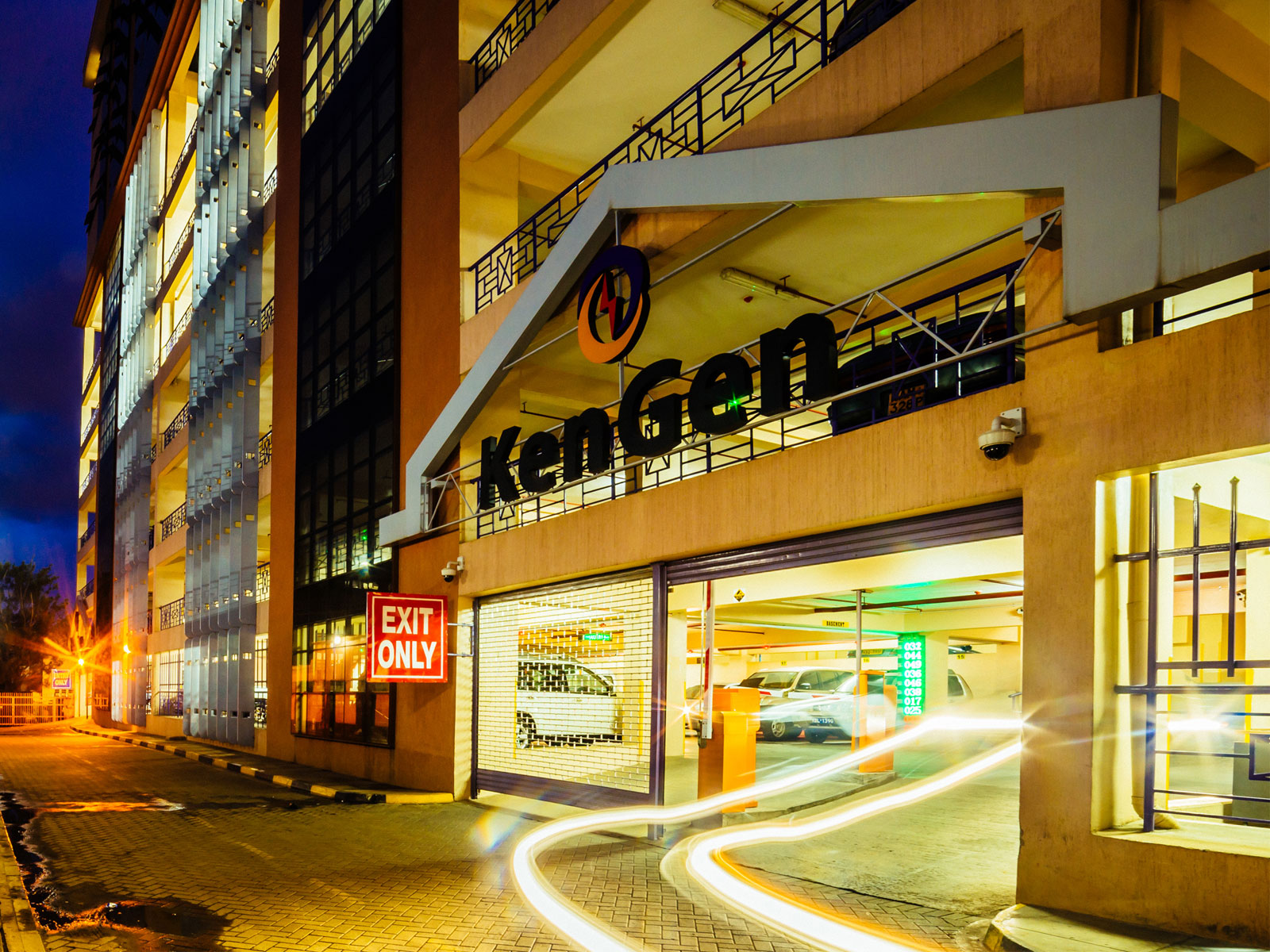 KenGen Pension Plaza II