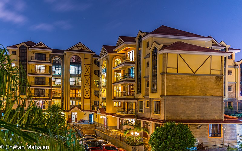 KenGen RBS Apartments